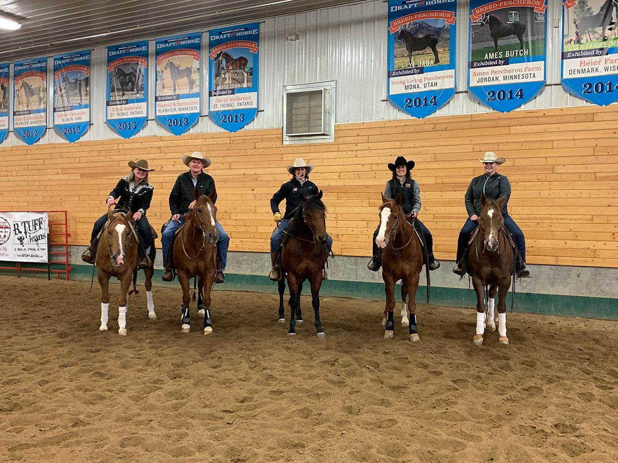 News - Minnesota Cutting Horse Association Minnesota Cutting